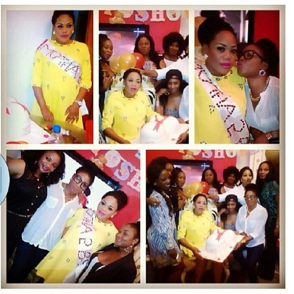Toyin Lawani Baby Shower - Decmber 2013 - BellaNaija (4)