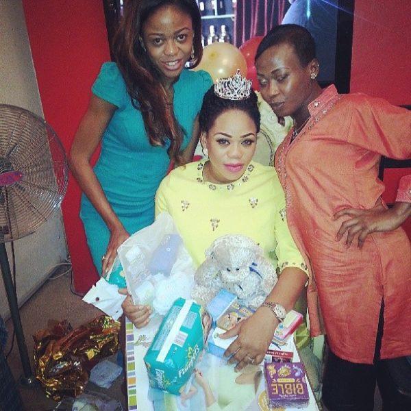 Toyin Lawani Baby Shower - Decmber 2013 - BellaNaija (6)