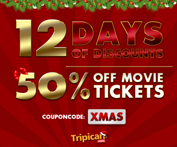 Tripican 12 Days of Discounts - December 2013 - BellaNaija