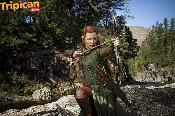 Tripican Movie Featurette The Hobbit - BellaNaija - December 2013003