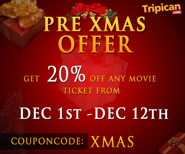Tripican Xmas Offer - December 2013 - BellaNaija