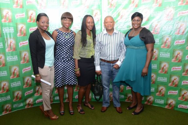 Unilever Nigeria Plc Knorr Beef and Chicken Cubes Re-Launche - BellaNaija - December2013007