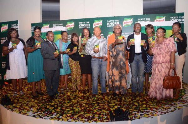 Unilever Nigeria Plc Knorr Beef and Chicken Cubes Re-Launche - BellaNaija - December2013022