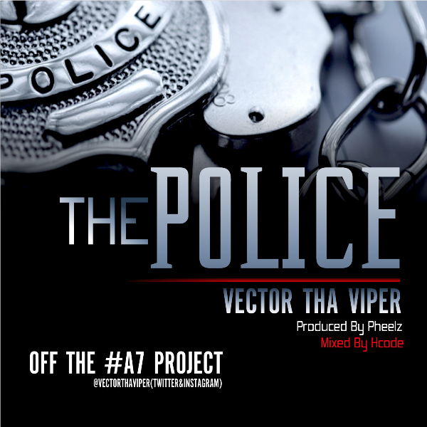 Vector - The Police - December 2013 - BellaNaija