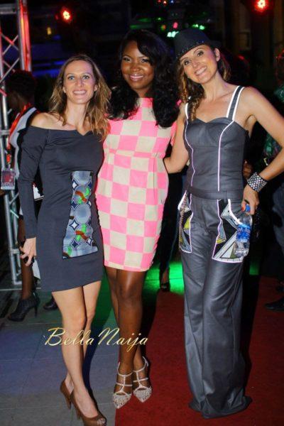 Francesca, Sasha P &  Caterina