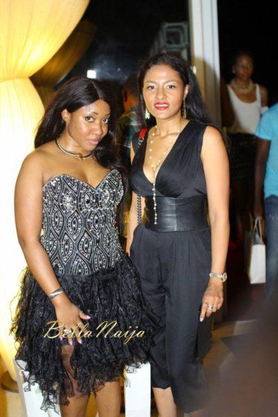 Jennifer Obayuwana & Linda Mesrob