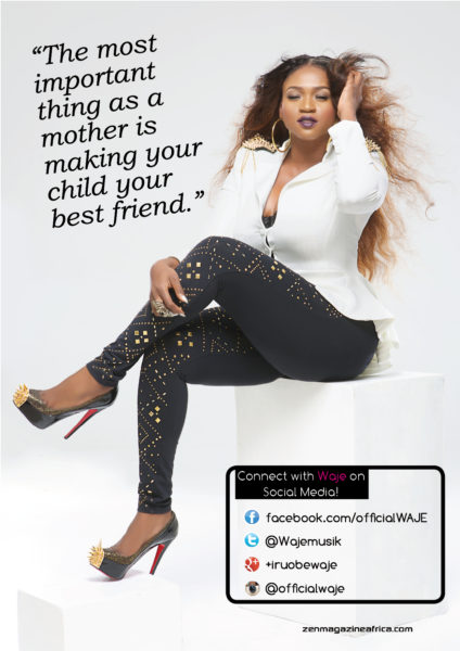 Waje - Zen Magazine - December 2013 - BellaNaija 03