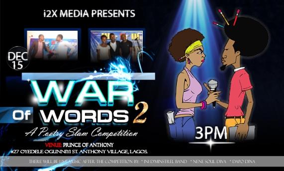 War of Words 2 - December 2013 - BellaNaija