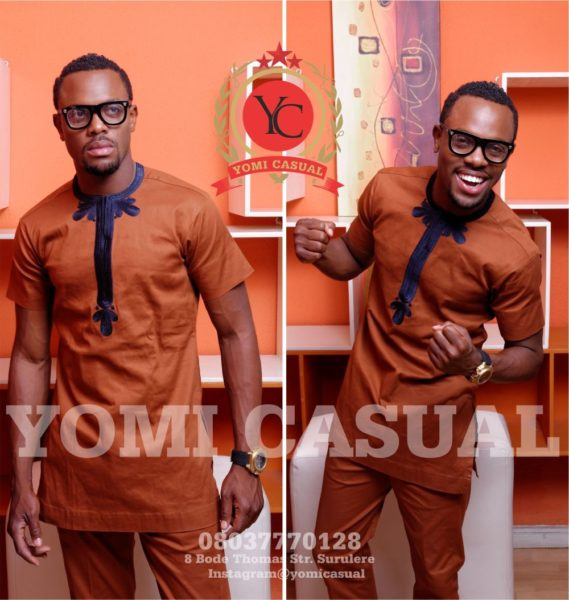 Yomi Casuals' The Redefined Man Lookbook - December 2013 - BellaNaija - 023