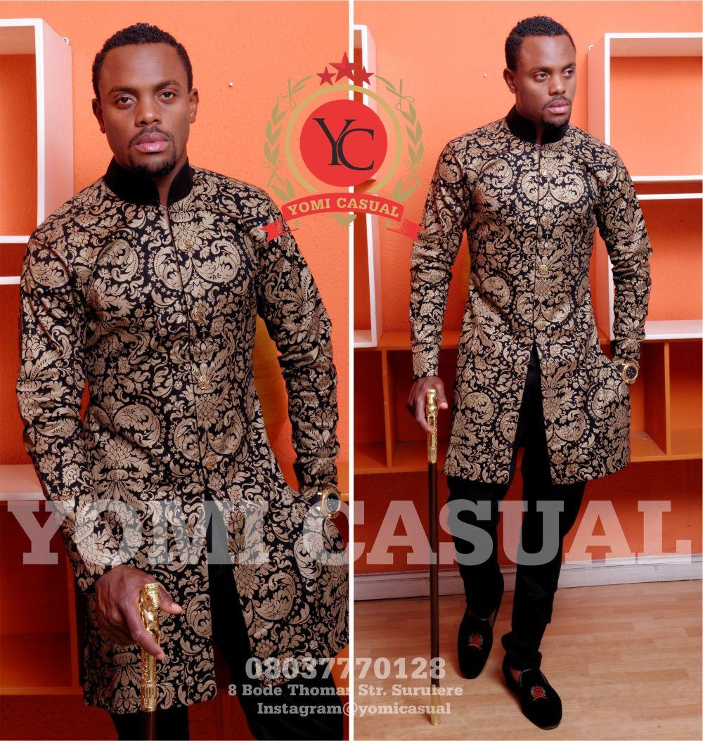 Desmond Elliot Melvin Oduah Ik Ogbonna Alex Ekubo Uti Nwachukwu More Star In Yomi Casuals