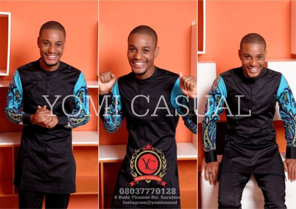 Yomi Casuals' The Redefined Man Lookbook - December 2013 - BellaNaija - 026