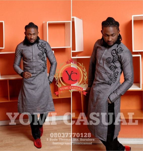 Yomi Casuals' The Redefined Man Lookbook - December 2013 - BellaNaija - 030