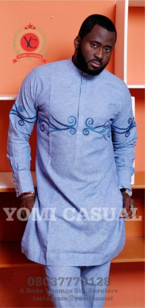 Yomi Casuals' The Redefined Man Lookbook - December 2013 - BellaNaija - 032