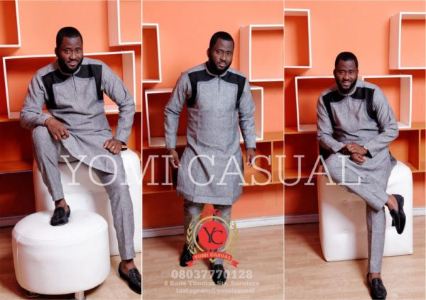 Yomi Casuals' The Redefined Man Lookbook - December 2013 - BellaNaija - 033