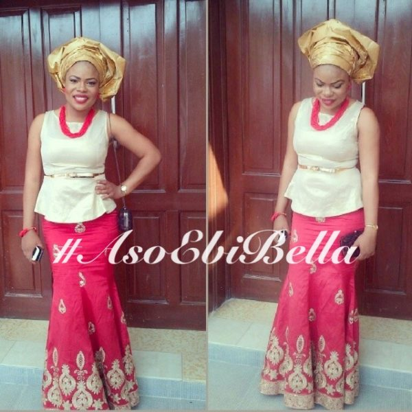 aso ebi, asoebi, bellanaija weddings, nigerian wedding, naija wedding, asoebi inspiration,@anehitaojb