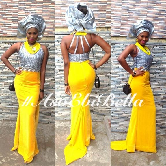 aso ebi, asoebi, bellanaija weddings, nigerian wedding, naija wedding, asoebi inspiration,@bisiekemode, dress by @enitanxania