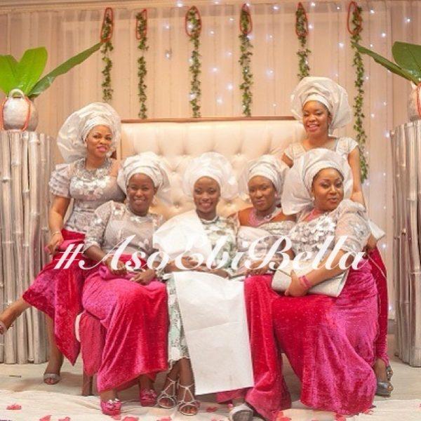 aso ebi, asoebi, bellanaija weddings, nigerian wedding, naija wedding, asoebi inspiration,@bunniebees_fabrics 2