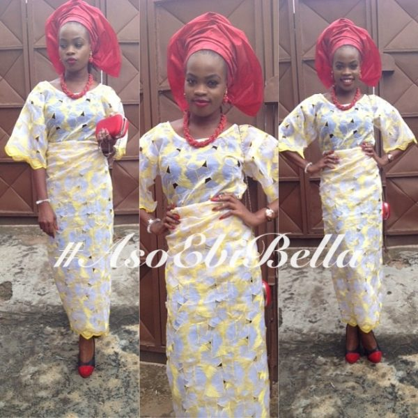 aso ebi, asoebi, bellanaija weddings, nigerian wedding, naija wedding, asoebi inspiration,@funmysho