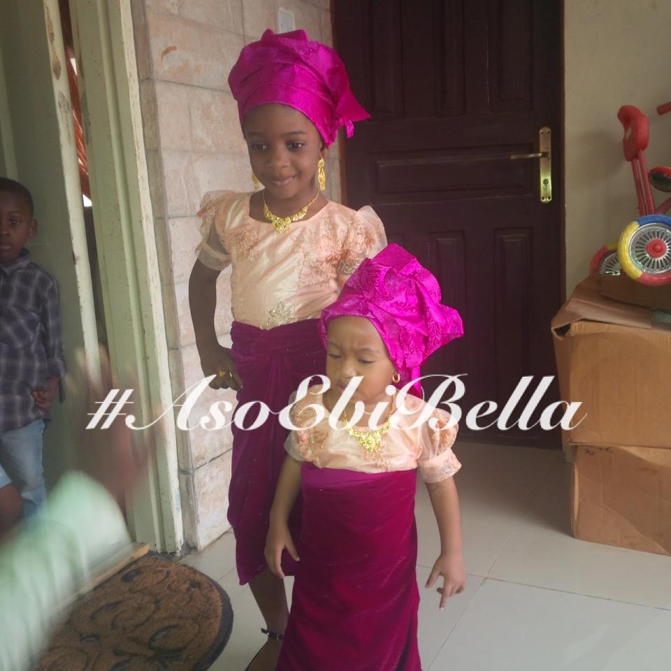 My Nigerian Wedding: BellaNaija Weddings Presents #AsoEbiBella