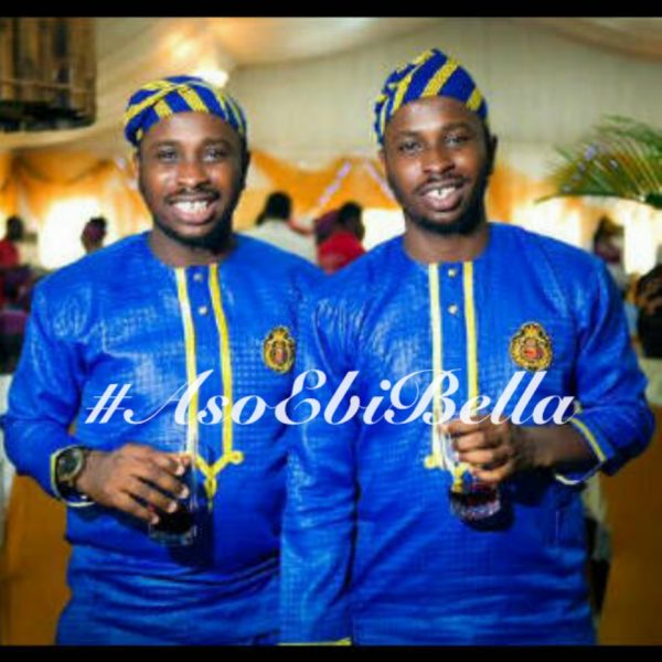 asoebi, aso ebi styles, asoebibella, bellanaija traditional wedding@jaxnwears_twins