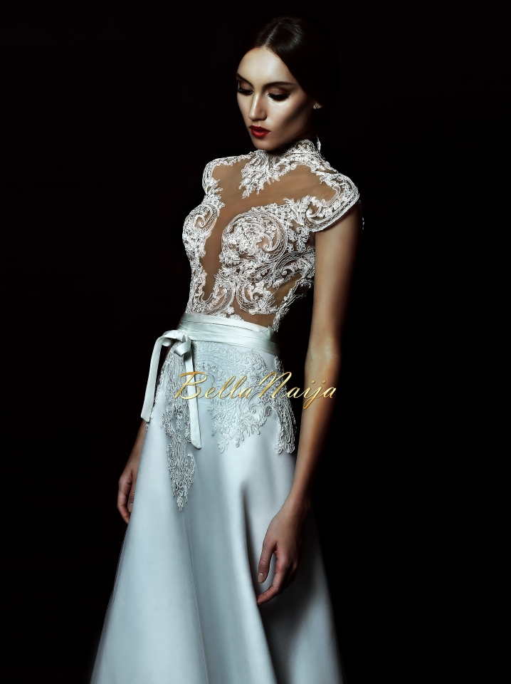 Bn bridal warda haute couture presents the marquess for Haute couture houses