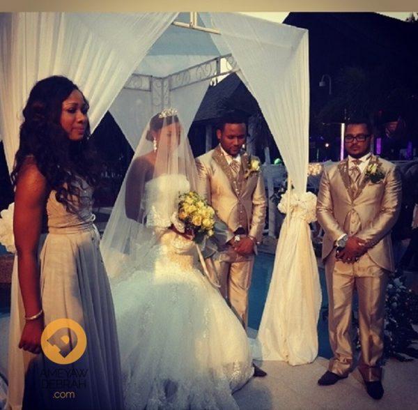 omar-sherrif-captan-wedding - December 2013 - BellaNaija (1)