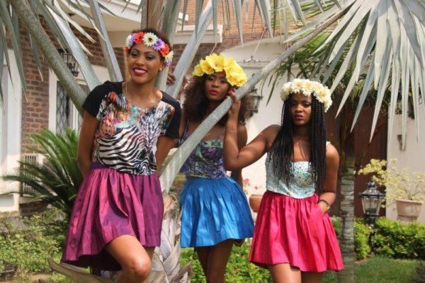 Abby Fontaine FON Skirts Campaign  - BellaNaija - January2014001