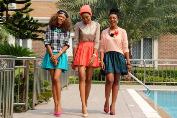 Abby Fontaine FON Skirts Campaign  - BellaNaija - January2014002