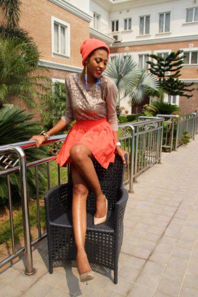 Abby Fontaine FON Skirts Campaign  - BellaNaija - January2014005