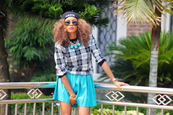 Abby Fontaine FON Skirts Campaign  - BellaNaija - January2014007