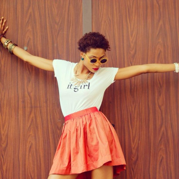 Abby Fontaine FON Skirts Campaign  - BellaNaija - January2014008
