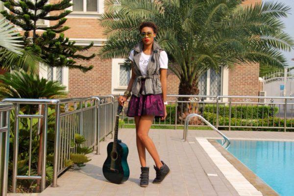 Abby Fontaine FON Skirts Campaign  - BellaNaija - January2014010
