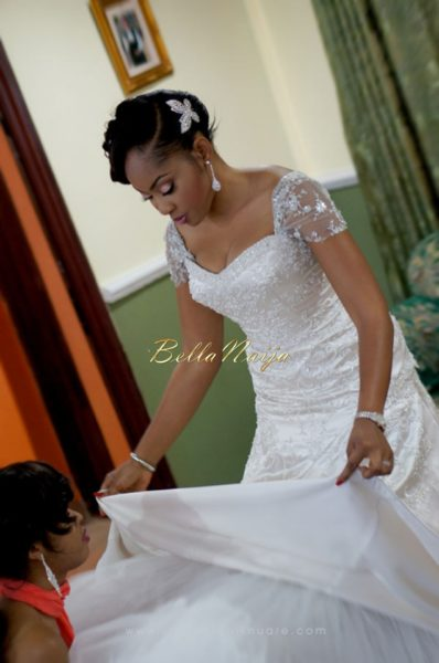 Annette & Gerald BellaNaija Wedding - January 2014, Benin Bride, Itsekiri, Yoruba Wedding102