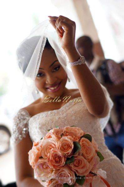 Annette & Gerald BellaNaija Wedding - January 2014, Benin Bride, Itsekiri, Yoruba Wedding115
