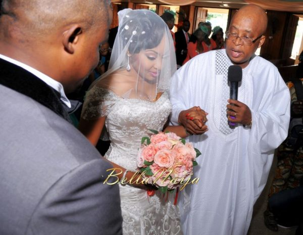 Annette & Gerald BellaNaija Wedding - January 2014, Benin Bride, Itsekiri, Yoruba Wedding116b