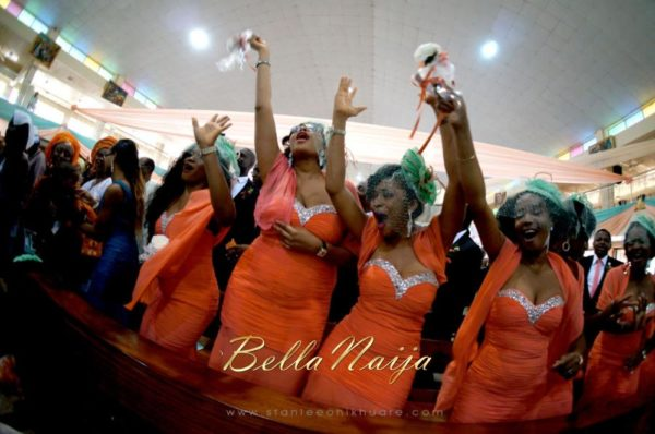Annette & Gerald BellaNaija Wedding - January 2014, Benin Bride, Itsekiri, Yoruba Wedding123ab