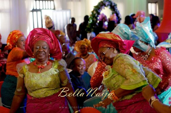 Annette & Gerald BellaNaija Wedding - January 2014, Benin Bride, Itsekiri, Yoruba Wedding133