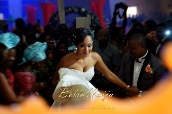 Annette & Gerald BellaNaija Wedding - January 2014, Benin Bride, Itsekiri, Yoruba Wedding144c