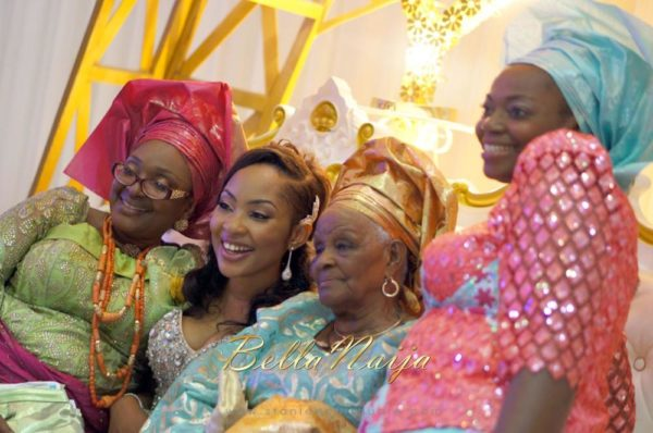 Annette & Gerald BellaNaija Wedding - January 2014, Benin Bride, Itsekiri, Yoruba Wedding210a