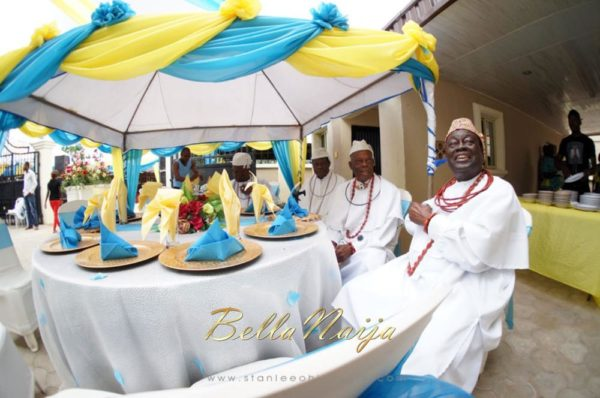 Annette & Gerald BellaNaija Wedding - January 2014, Benin Bride, Itsekiri, Yoruba Wedding38