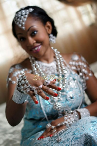 Annette & Gerald BellaNaija Wedding - January 2014, Benin Bride, Itsekiri, Yoruba Wedding3a