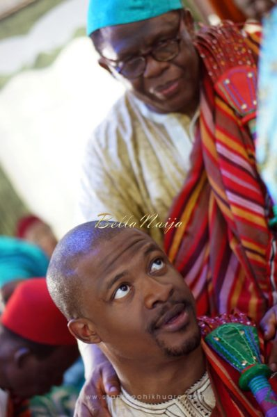 Annette & Gerald BellaNaija Wedding - January 2014, Benin Bride, Itsekiri, Yoruba Wedding40
