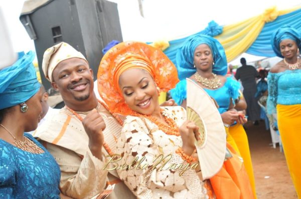 Annette & Gerald BellaNaija Wedding - January 2014, Benin Bride, Itsekiri, Yoruba Wedding63