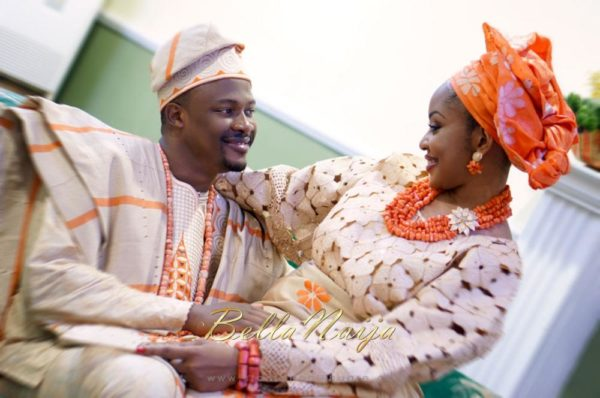 Annette & Gerald BellaNaija Wedding - January 2014, Benin Bride, Itsekiri, Yoruba Wedding71