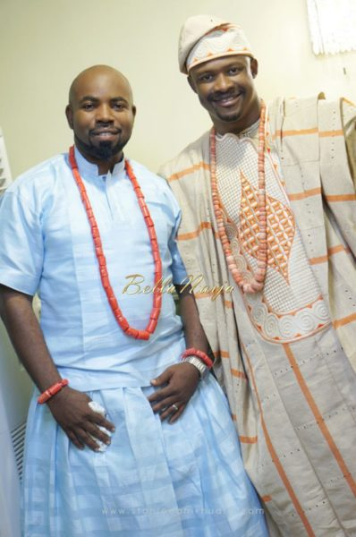 Annette & Gerald BellaNaija Wedding - January 2014, Benin Bride, Itsekiri, Yoruba Wedding75a