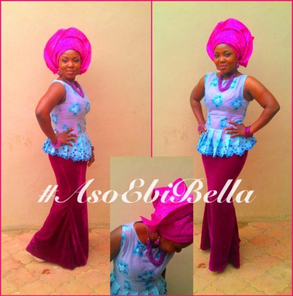 Asoe Ebi, AsoEbiBella,@Jumoke Oduwole