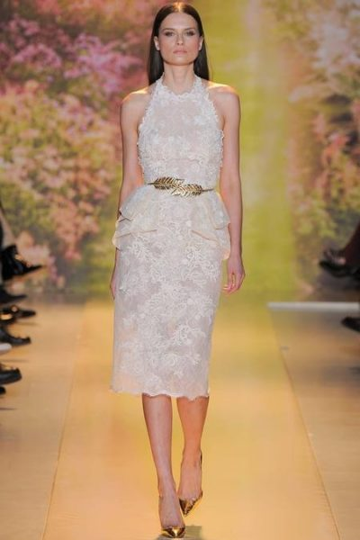 BN Bridal - Zuhair Murad Couture Spring Summer 2014 Collection - January 00
