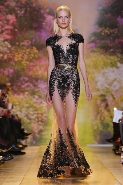 BN Bridal - Zuhair Murad Couture Spring Summer 2014 Collection - January 010