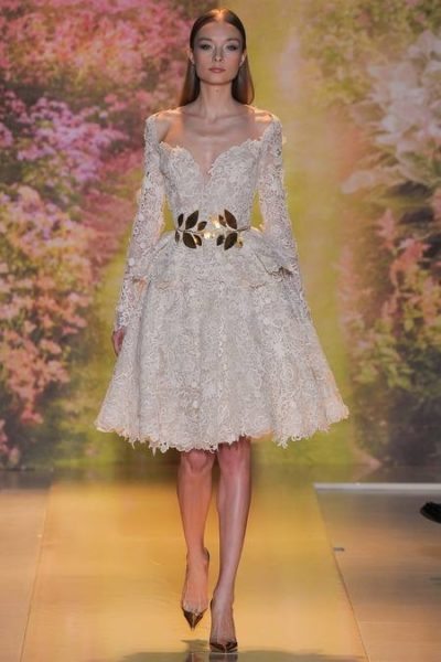 BN Bridal - Zuhair Murad Couture Spring Summer 2014 Collection - January 01