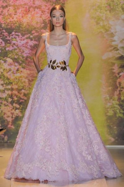 BN Bridal - Zuhair Murad Couture Spring Summer 2014 Collection - January 011